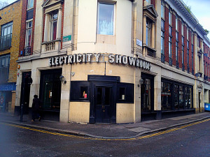 Electricity show room